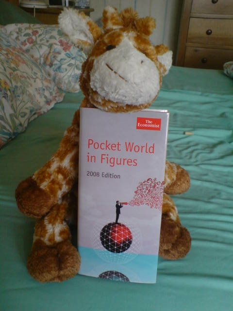 Giraffe_and_book